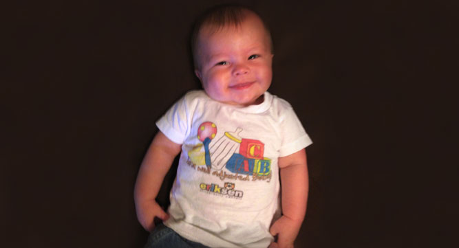 Leitchfield Doctor Cares for Infant with Torticollis image
